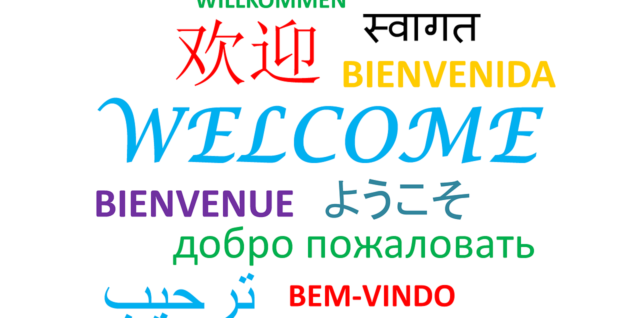 New and International Families Welcome Event